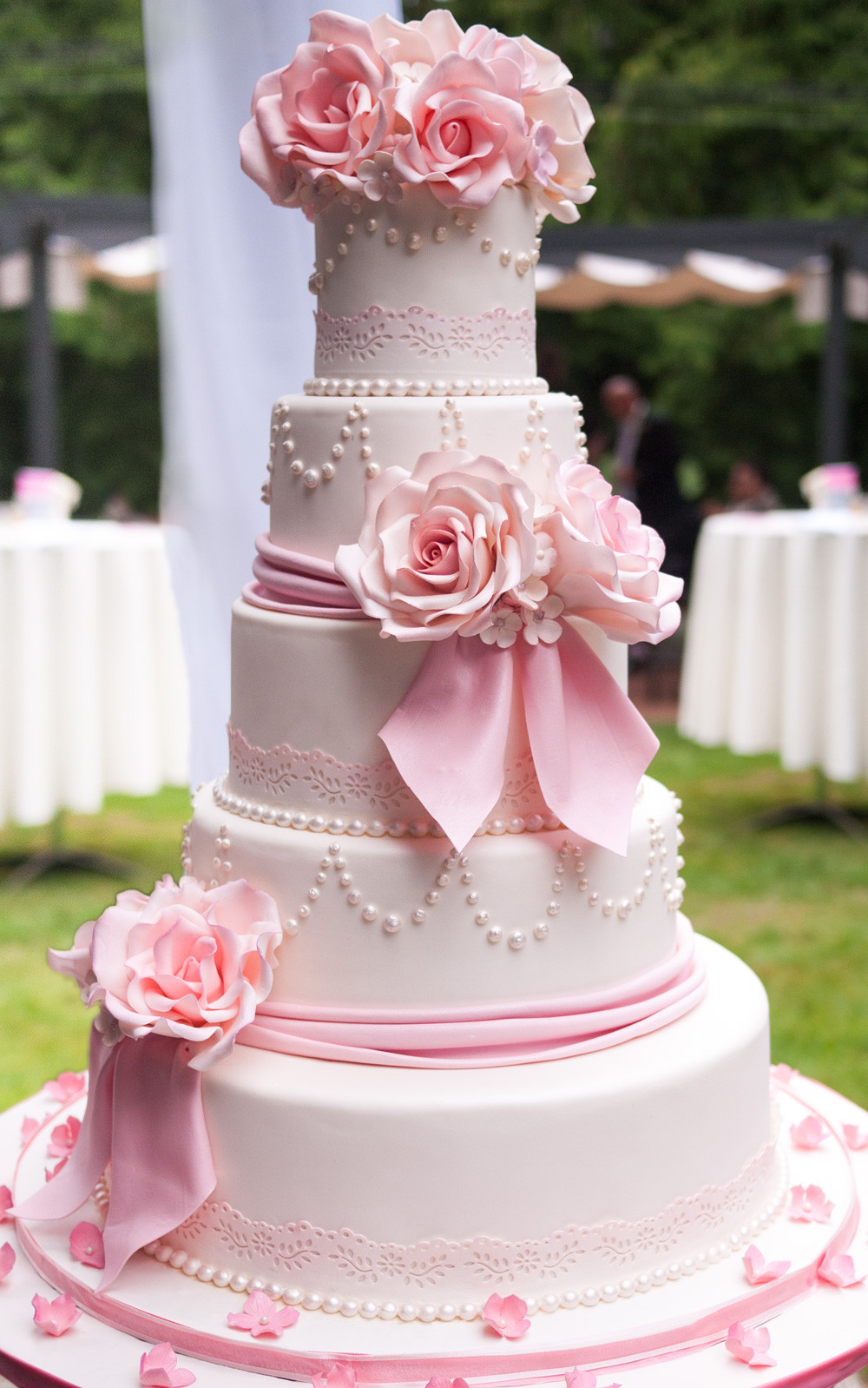 50 most beautiful wedding cakes review bouqet cakes 10434