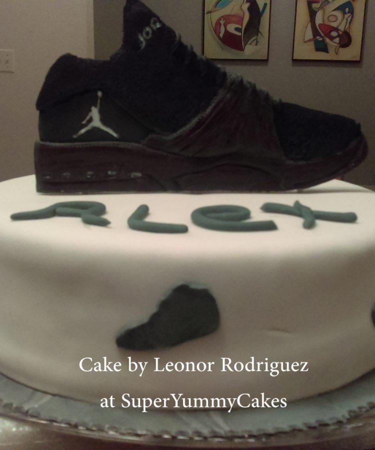 Jordan Cake