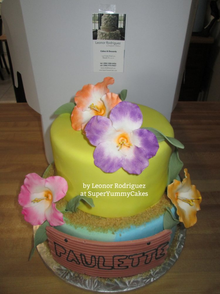 Cakes in Bunnell, Palm Coast and Flagler