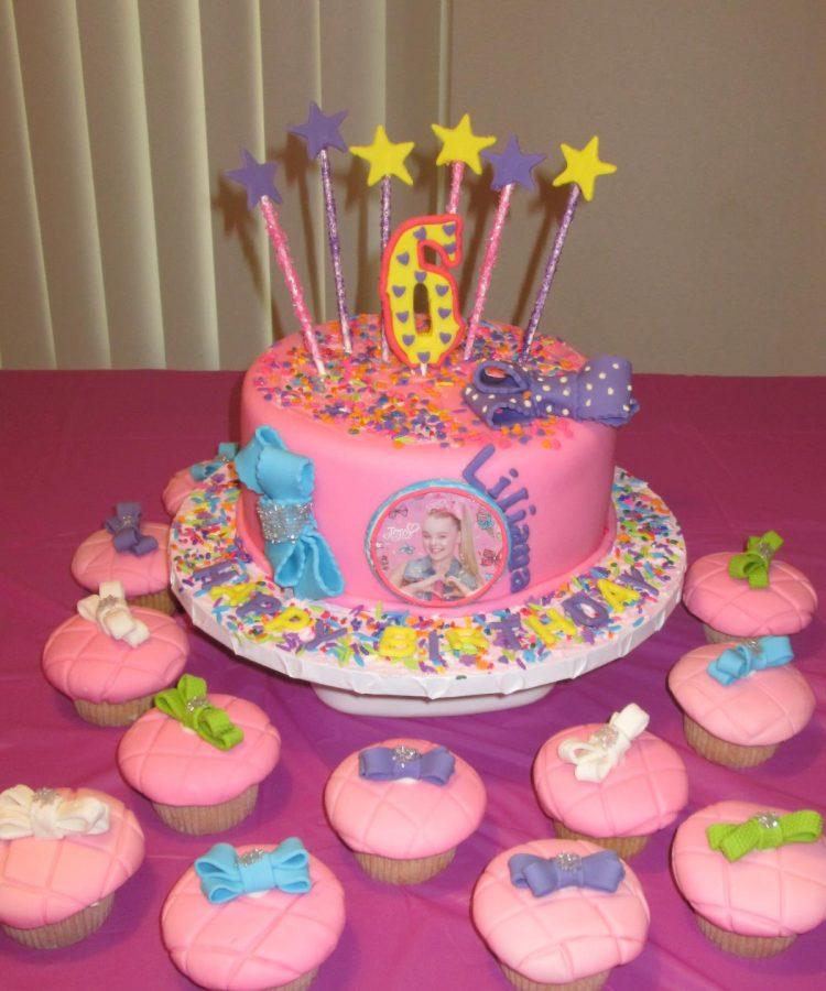 Jo Jo Cake